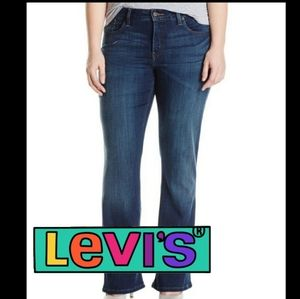 Levis 512 Slimming Bootcut Jeans Flare Bell Bottom